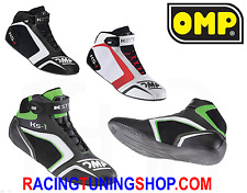 SCARPE KART OMP KS-1 SHOES ADULTO E BIMBO -KARTING SHOES SCHUHE ADULT CHILDREN