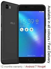 "Asus Zenfone 3S Max ZC521TL 5.2"" FHD Display Octa Core CPU 64GB Android 7 NEW"