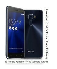 "Asus Zenfone 3 ZE552KL 64GB Smartphone 5.5"" Display Snapdragon 625 CPU 4GB RAM"