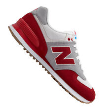 New Balance ML574 Sneaker Leather Rot F4