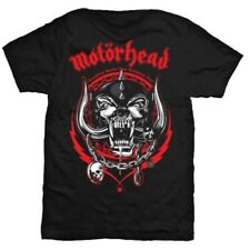 Motorhead 'Lightning Wreath' T-SHIRT - NUOVO E ORIGINALE