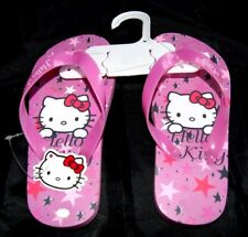PAIRE DE SANDALE TONG FILLE ENFANT POINTURE 27 28 HELLO KITTY NEUF ETI 5,99 €