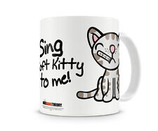Officially Licensed The Big Bang Theory- Sing Soft Kitty To Me Coffee Mug