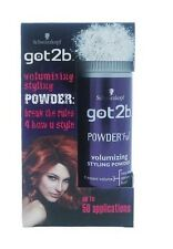 SCHWARZKOPF POWDER GOT 2 BE FULL VOLUME STYLE 10G