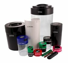 TIGHTVAC All Sizes Food Herb Spice Airtight Smellproof Storage Container