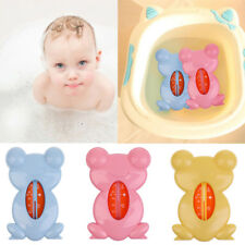 Baby Infant Bath Temperature Tub Water Tester Toy Cute Frog Shaped Thermometer