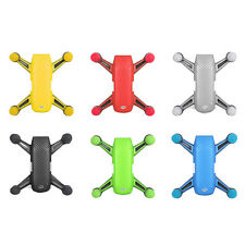 4pcs Silicone Motor Cap Guard Case Cover Protector for DJI Spark Quadcopter
