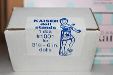 Kaiser Doll Stands for 3.5-6 Inch Dolls