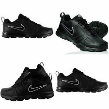 Mens Nike T Lite XL Trainers Black Training Sports Running Gym Shoes Size