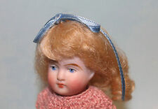 Rembrandt Blonde or Brown Mohair doll wig size 2