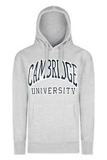 Cambridge University Printed Hooded Sweatshirt Officially Licenced Brand - CU111