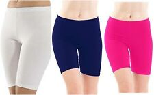 Cycling Shorts Spandex Shorts Casual Tights Shorts Women's Ladies Active Shorts