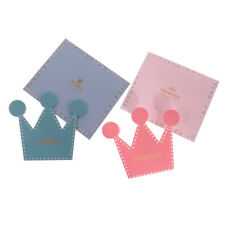PRINCESS and PRINCE Birthday Greeting Card with envelope
