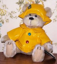 Brass Button Bears ~ Harper the Bear of Health 12