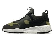 Nike Air Huarache Utility, Men's Trainer (Variable Sizes) Green Brand New In Box