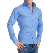 8655 Redbridge by Shelly & Baxx Uomini Base Camicia a maniche lunghe
