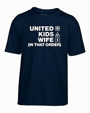 T-shirt Bambino WC1088 leeds-united-kids-wife-order-tshirt design