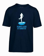 T-shirt Bambino WC0179 ALWAYS LEEDS AT SUBBUTEO