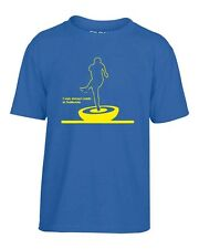 T-shirt Bambino WC0415 I WAS ALWAYS LEEDS AT SUBBUTEO
