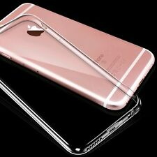 For iPhone 7 & 7 plus High Quality TRANSPARENT TPU SOFT SILICON BACK COVER CASE