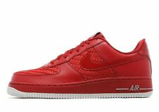 Nike Air Force 1 '07 LV8 Men's Trainer (UK 11/EUR 46/US 12) Red Brand New In Box