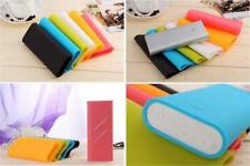 Soft Silicone Power Bank Case Cover For Xiaomi Mi 16000mAh Powerbank