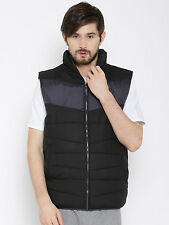 PUMA Black Polyester Sleeveless ESS Padded Jacket (MRP:3299/-) @ High Discounts