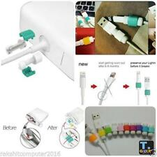 Cable Protector & Saver For Apple iPhone iPad Lightning USB Data Charging Cable