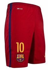 NIKE LIONEL MESSI FC BARCELONA HOME SHORT 2015/16 Red.