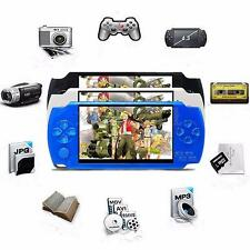 4.3'' LCD 8G 32 Bit Portable Handheld Game Console MP4 Player 10000+ Retro Game