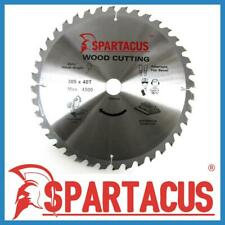 Spartacus Aluminium Cutting Saw Blade 305 mm x 60 Teeth x 30mm Fit Various Model