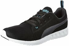 Puma Men's Carson Runner Black Asphalt Running Shoes 35% OFF