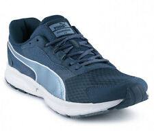 PUMA MEN'S DESCENDANT V3 IDP 25% OFF BLUE PUMA WHITE RUNNING SHOES