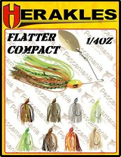 Artificiale spinning wire bait Herakles Flatter Compact Spinnerbait 1/4 oz.