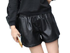 HugMe.fashion Sheep Leather Short For Women Casual Short SH15 Party Wear