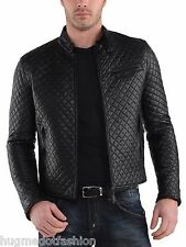 Black Special Leather Jacket For Men In Hollywood Genuine Leather Leather Jacket