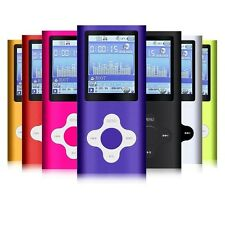 Digital MP4 Player Cross Style Colourful LCD Screen & 30 Pin iPod Dock Connector