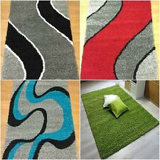 Modern Oxford Shaggy Soft Thick Plain and Striped Solid Rug Carpet High Quality