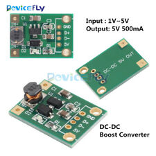 1/2/5/10PCS DC-DC Boost Converter Step Up Module 1-5V to 5V 500mA Power Module
