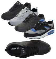 Men Air Tech Trainer Shock Absorb Comfy Gym Training Running laceup Sneaker Shoe