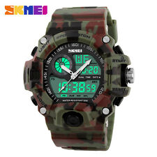 SHOCK resistant sports waterproof electronic LED DIGITAL Casual wrist Watches