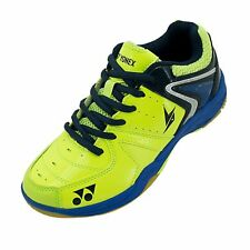 Yonex Srcr 40 Ld Lime Green Black Badminton Shoes