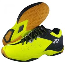 Yonex Srcpcft Black Lime Green Badminton Shoes