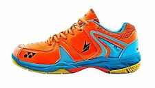 Yonex Srcr 40 Ld Orange Blue Badminton Shoes (BSOGB0050SRCR40LDORANGEBLUE)