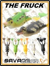 "Savage Gear 3D Hollow Body Duckling ""THE FRUCK"" 10cm 40gr artificiale spinning"