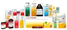 DR. RECEKWEG DROPS from R1 to R99 Homeopathic Remedy Homeopathy Medicine