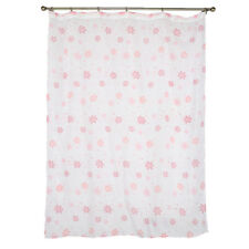 Floral Print Window Ring Top Curtain Panel Tulle Voile Drape Balcony Scarf Sheer