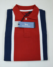 Polo uomo Harmont & Blaine mod. Bowling a righe blu/rosse/bianche
