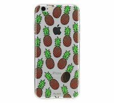 SALE! FLAVR Case For Apple iPhone 6/6S/7 Flamingos / Pineapples / Lips / Hearts