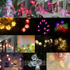 Various Fairy String Light Party Wedding Christmas Tree Holiday Hanging Decor